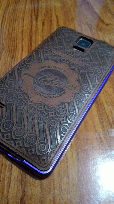 Back cover leather case  custom
