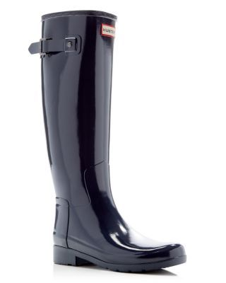 Hunter Original Refined Gloss Rain Boots   Bloomingdale's