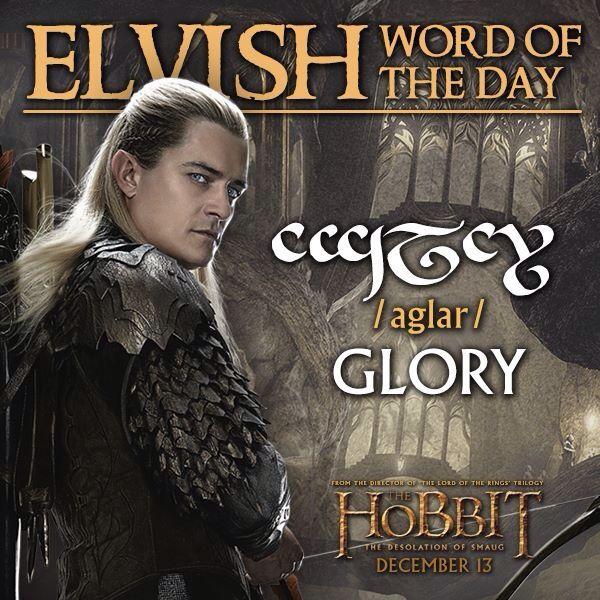 Elvish word                                                                                                                                                                                 More