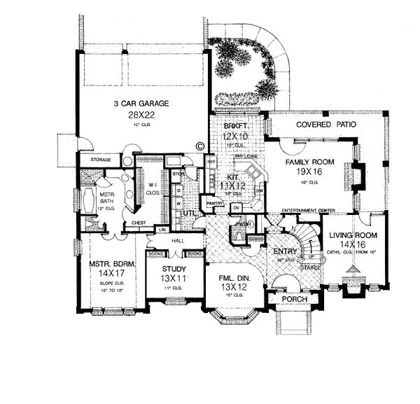 1000 Images About Floor Plans On Pinterest Luxury House