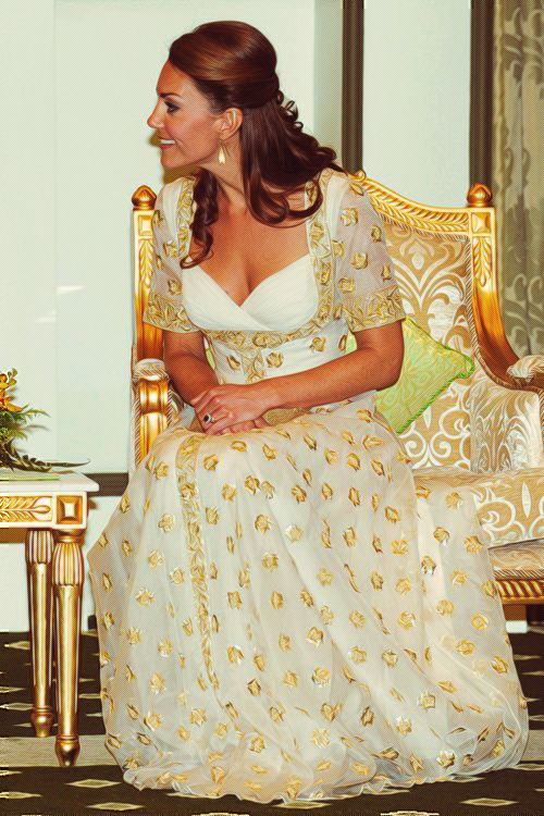 HRH Catherine Duchess of Cambridge