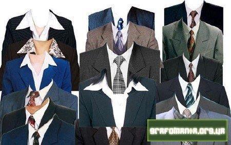 Бесплатные костюмы для фотшоп