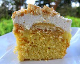 Plain Chicken: Banana Pudding Cake