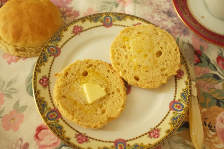 recette sans gluten de muffin anglais