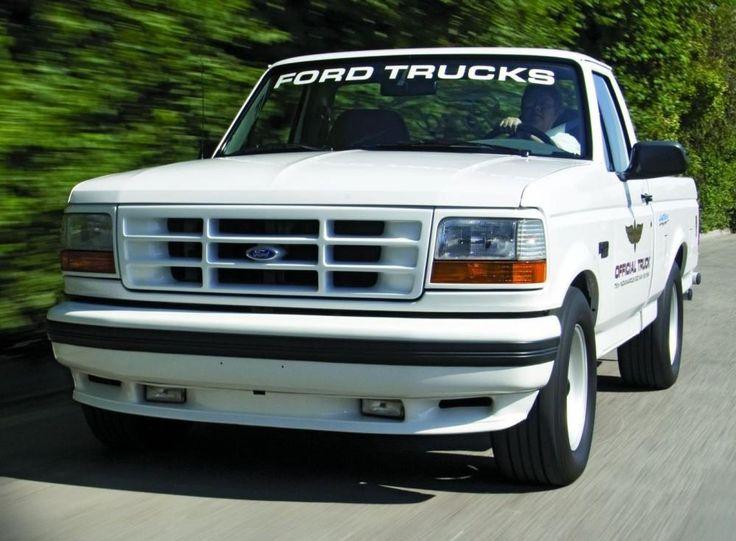 Officially Official - 1994 Ford F-150 SVT Lightning | Hemmings Motor News & 65 best ford svt images on Pinterest | Lightning Chicago and ... azcodes.com