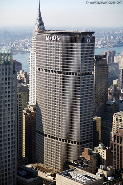 Met Life | What is your favourite building in New York City? - SkyscraperCity