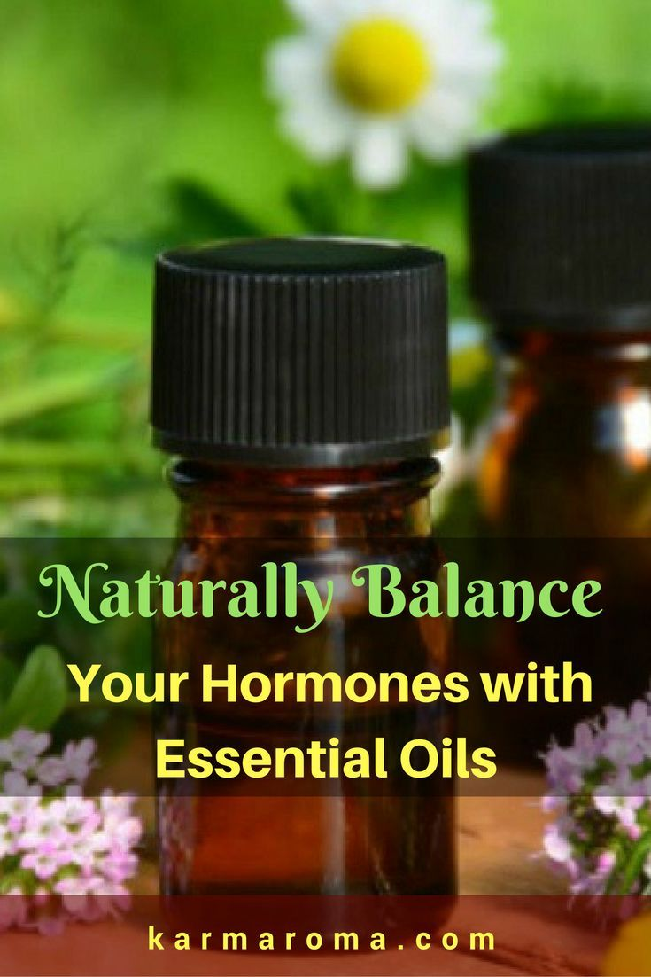 Feeling bloated, irritable, or just not your best? A hormone imbalance could be to blame. Watch this video and find out how essential oils could naturally balance your hormonal levels.