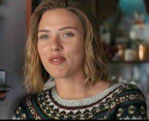 We Bought a Zoo -- a Lett Lopi color list for the Aftur sweater Scarlett Johansson wears in the movie.