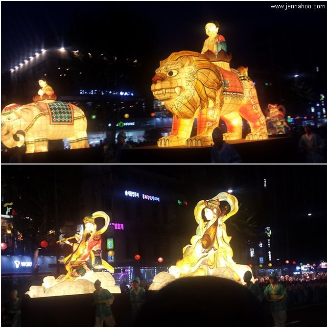 Korea Trip 2016 Yeondeunghoe Lotus Lantern Festival