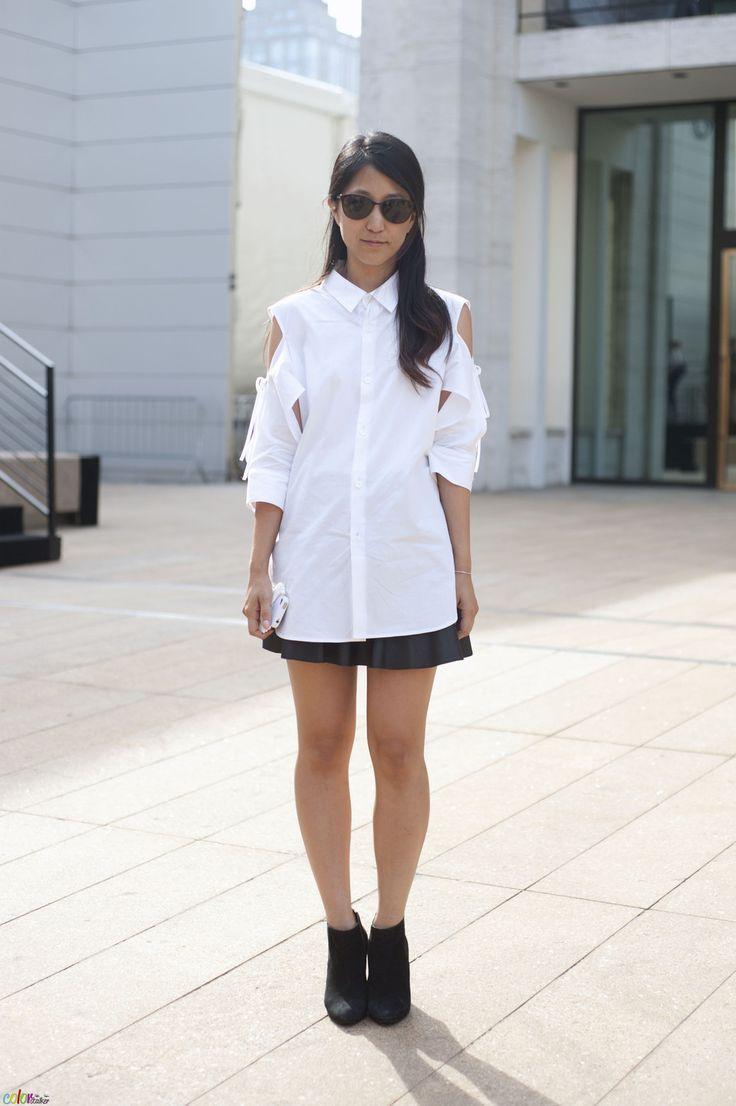 Camicia bianca, i modelli da avere: 7 camicie bianche top!
