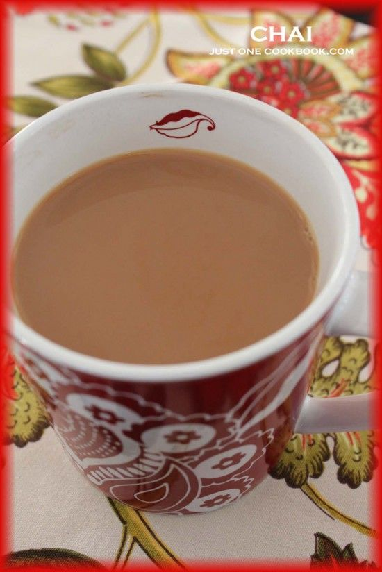 Chai (Indian Tea) Recipe | Easy Japanese Recipes at Just One Cookbook