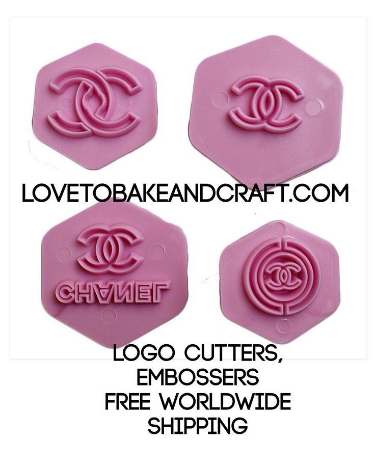 CHANEL cake, from lovetobakeandcraft.com