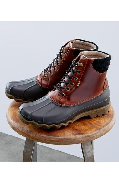 Sperry - Men's Avenue Duck Boots (available at Macy's)