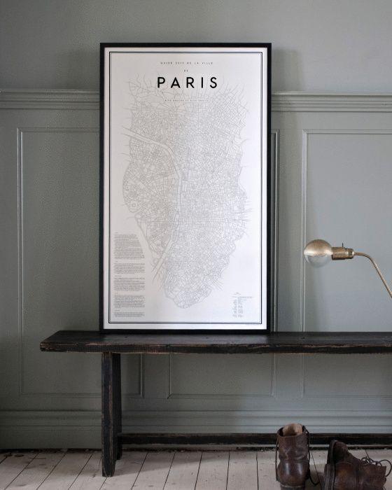David Ehrenstråhle 2015 Guide De La Ville Paris | Artilleriet | Inredning Göteborg