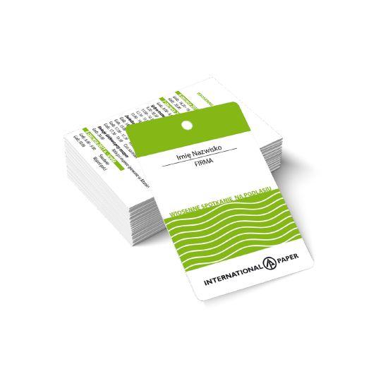 Wizytówki firmowe - profesjonalny projekt i wykonanie - zobacz.