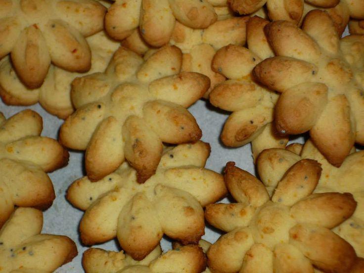 Biscoitos de sementes de Papoila de  www.facebook.com/LuisaAlexandraBlog?fref=ts