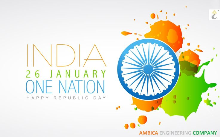 Independence a Precious gift of God, May We Always Remain Independent..A Very Happy Republic Day To You...!!  #HAPPY_REPUBLIC_DAY_2015  - Ambica Engineering www.ambicaengineering.com