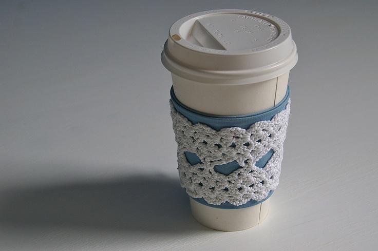 Becherhülle für Coffee to go