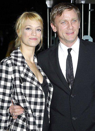"""Daniel Craig und Heike Makatsch: Für """"James Bond""""-Darsteller Daniel Craig zieht Heike Makatsch sogar nach London. 1996 lernt sich das Paar bei den gemeinsamen Dreharbeiten zum Film """"Obsession"""" kennen und lieben. Sieben Jahre lang gelten sie als eines der schönsten Paare – sogar von Hochzeit ist die Rede. 2004 zerbricht ihre Liebe."""