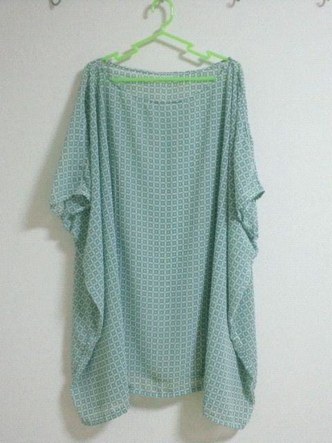 Fast kaftan sewing tutorial. No pattern required!
