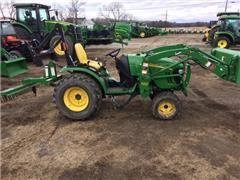 Tractor For Sale:  2010 John Deere 2520 , 17 HP