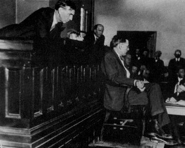 Excerpts from the 1933 Scottsboro Boys trial before Judge Horton