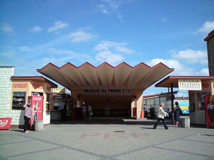 Dworzec w Rzeszowie