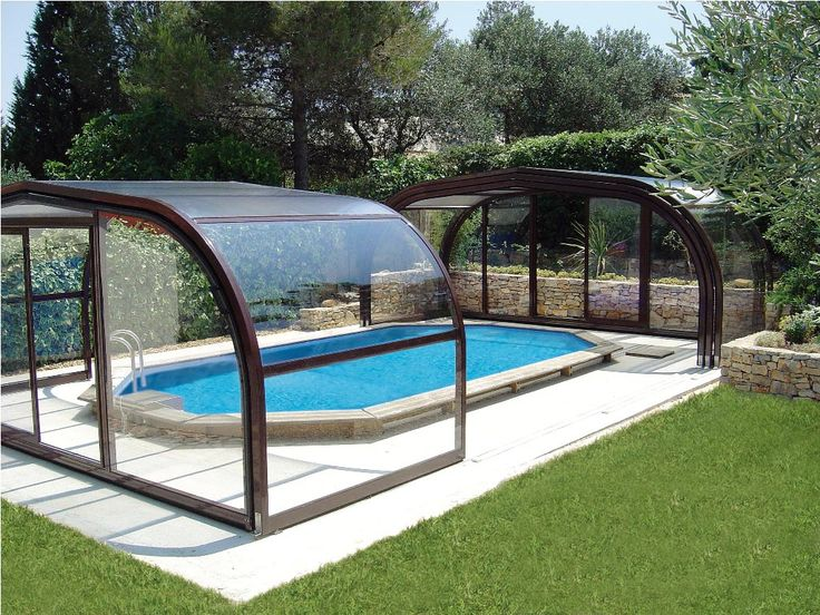 25 best ideas about pool enclosures on pinterest for Club piscine pool heater