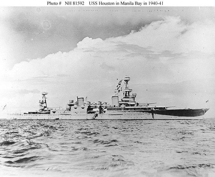 USS Houston (CA 30)