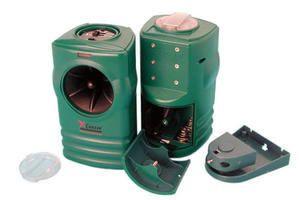 repousse chiens et chats électronique ultrasons avec radar anti aboiement 3 m