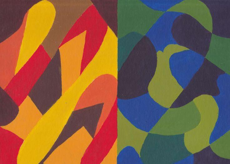 Las 25 mejores ideas sobre colores calidos y frios en - Colores frios y colores calidos ...