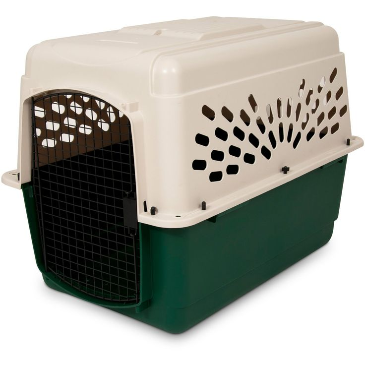 Ruff Maxx Plastic Dog Crate Kennel - 21796