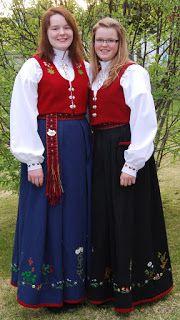 Finnmark Festdrakt FolkCostume&Embroidery: Overview of Norwegian costume, part 4 The North