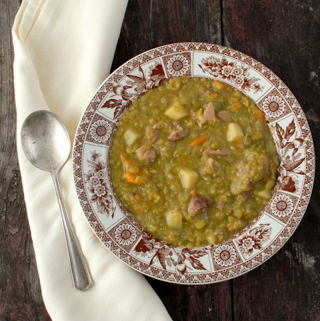 Split Pea Soup w/ Red Wine & HamSoup Stew, Boulder Locavore, Yummy Food, Hams Recipe, Cooking Soup, Hams Soup, Split Peas, Red Wines, Peas Soup