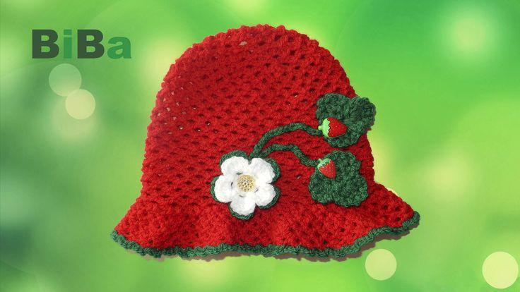 Hattu, mansikka - BiBa