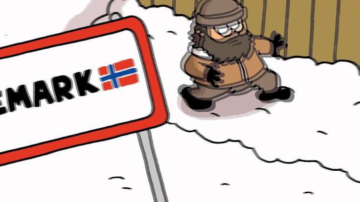Les Jeux en patates : le saut à ski - JO Sotchi 2014