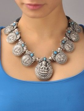 Laxmi Necklace