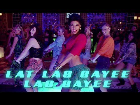 Lat Lag Gayee Lyrics Video - Race 2 - Saif, Jacqueline, Benny Dayal, Shalmali - YouTube
