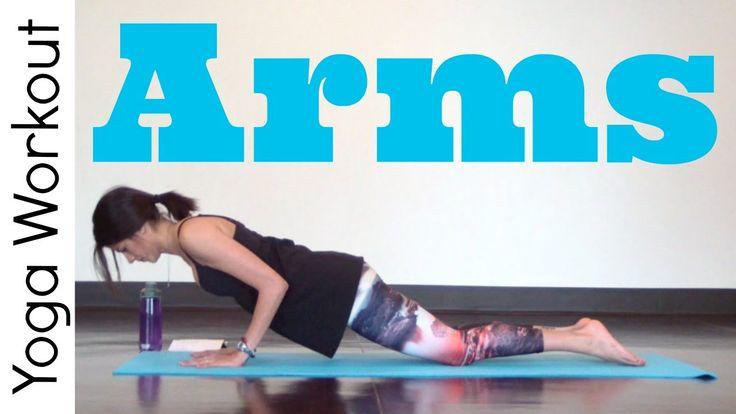 Arms - Power Yoga Workout