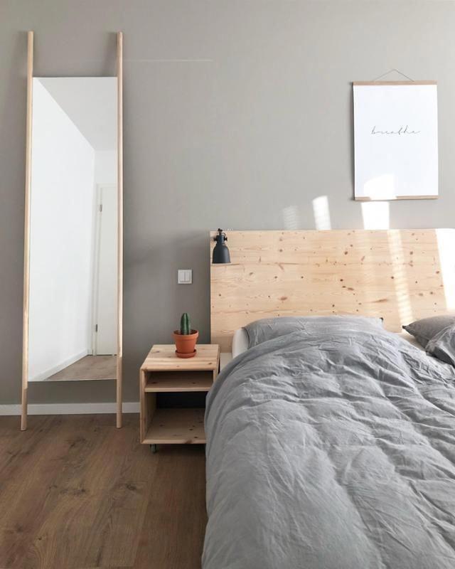 Sonne Am Morgen Schlafzimmer Bett Ikea Ikeamalmbett Diy