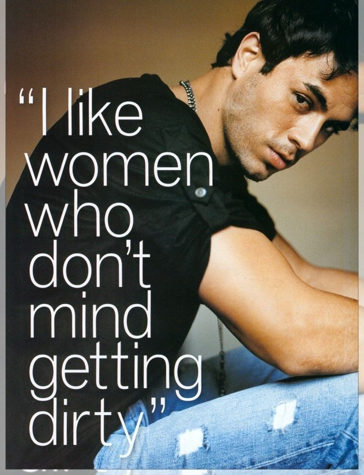 Enrique Iglesias Quotes, Sayings & Images - Inspirational Lines, Enrique quotes on life love education success work leadership money girls spanish music