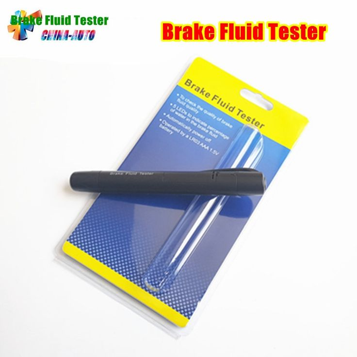 273.00$  Watch now - http://alivz7.shopchina.info/go.php?t=32656483070 - 50pcs/Lot Best Quality Brake Fluid Tester Pen Diagnostic Tools Electric Tester with 5 LED lights Universal 273.00$ #aliexpresschina