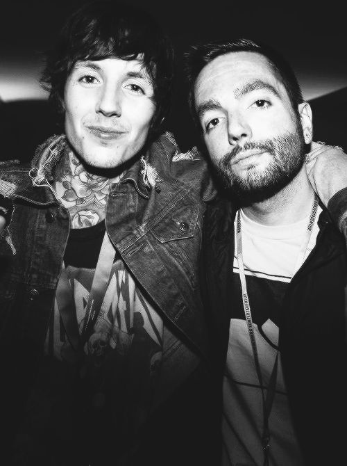 Image de jeremy mckinnon, oliver sykes, and bring me the horizon