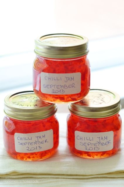 The ULTIMATE List of Home Made Food Gifts 2013!