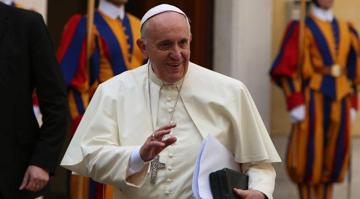 """""""No hay unidad sin conversión ni unidad sin santidad en la vida"""", aseguró el Papa Francisco hoy en la Sala del Consistorio del Palacio Apostólico, al recibir a los participantes de un congreso ecuménico de religiosos y religiosas."""