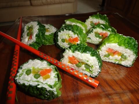 Southern Sushi Roll can use any type of cabbage with this recipe.  This is a fun way to encourage kids to eat their vegetables. Thanks to Gail Fuller for entering it into an NC State Fair contest! #GottoBeNC