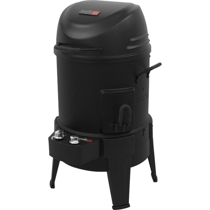The Big Easy Gas Smoker and Grill
