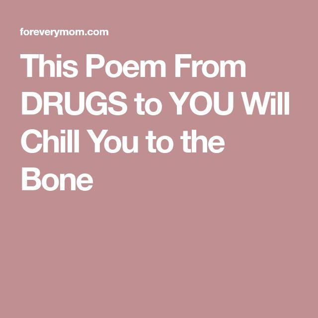 The 25+ best Drug poems ideas on Pinterest | Sad poems, Sad words ...