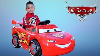 Unboxing New Spiderman Battery-Powered Ride On Super Car 6V Test Drive Park Playtime Fun Ckn Toys - YouTube
