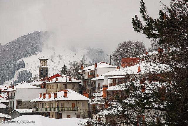 Metsovo, Greece